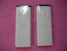 LOT OF2 BRAND NEW Apple TV Remote1st 2nd 3rd Gen Mac Mini Macbook Desktop A1156