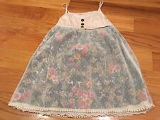 New Boutique Free Planet Lace Floral Dress size 6 Back To School Fall