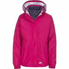 Cotton Blend Spring Outdoor Coats & Jackets for Women
