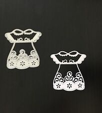 Crafts Metal Baby Dress Clothes Die Cutter