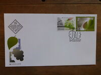 BULGARIA 2016 EUROPA THINK GREEN SET 2 STAMPS FDC FIRST DAY COVER