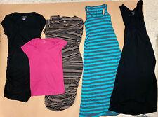 MATERNITY CLOTHES LOT LIZ LANGE, GAP, S, XS, L