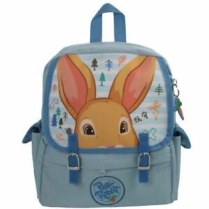Peter Rabbit Buckle Satchel Backpack Rucksack Childs School Bag School Gift NEW