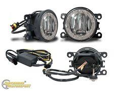 LED Nebelscheinwerfer + LED Tagfahrlicht Tagfahrleuchten Renault Megane II CC