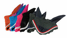 Rhinegold Elite Crochet Fly Veil COB or FULL in 8 Colours **SPECIAL OFFER PRICE*