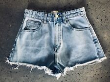 A Brand Jeans Ladies Denim Shorts, Size: 8