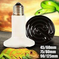 Infrared Ceramic Emitter Heat Light 25W-300W Lamp Bulb Reptile Pets Brooder