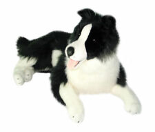 "BNWT - Bocchetta Australian Border Collie Dog 'Oscar"" Plush Toy 62cm/24inch"