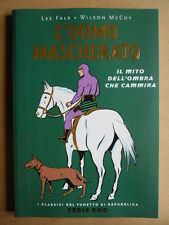 L' UOMO MASCHERATO - Lee Falk - Serie Oro Repubblica [G406]