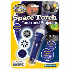Kinder Space Taschenlampe und Solar Projektor Spielzeug - System Fotos