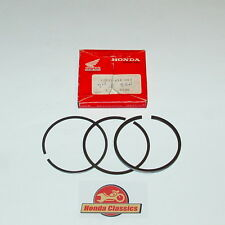 Honda 13031-414-003 Aro del pistón conjunto +0.50 so Cb250t cb250n Super Sueño. nuevas enmiendas