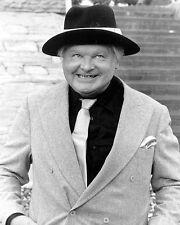 Benny Hill Comedy Legend BW Hat 10x8 Photo