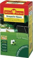 Strapazier-Rasen LJ 50 von Wolf Garten Rasensamen für 50 m²