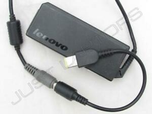 Genuine Lenovo 65W Power Supply Charger Adapted To Fit ThinkPad  X240s X250 X260