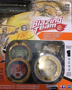 Blazing Team Echostrike FX Dragon Yo-Yo  3 DIFFERENT CREATURE SET NEW