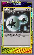 🌈Double Energie Incolore - NB04 - 92/99 - Carte Pokemon Neuve Française
