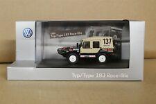 VW Type 183 Race Iltis Oasis Dakar 1:43 Scale Model 183099300K1W New Merchandise