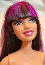 Barbie W/ Articulating Wrists & Elbows, Two Toned Hair, Straight Arms & NO BOX