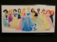 Elongated Pressed Penny Souvenir Album Book ... Disney Princesses