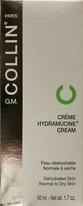 G.M. Collin Hydramucine Cream Normal to Dry Skin - 50 ml / 1.7 oz. EXP 9/2022