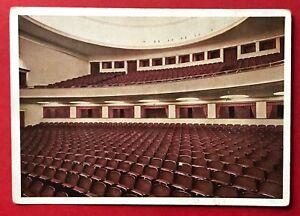 AK DESSAU um 1935 Dessauer Theater Zuschauerraum  ( 90201
