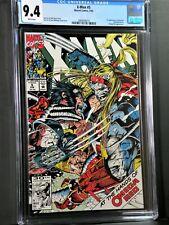 X-men #5 CGC 9.4 1st Appearance of Maverick,Omega Red Appearance 1992