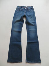 Levi's 529 Bootcut Jeans Hose W 27 /L 34, NEU ! Denim mit KULT Waschung ! Gr. 34