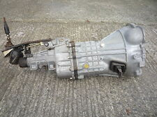 ISUZU PIAZZA 5 SPEED GEARBOX
