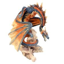Grim Guardian Dragon 21.5cm High Nemesis Now Andrew Bill Dragon Figure