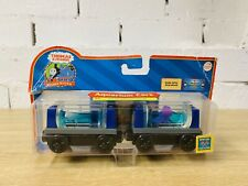 Aquarium Cars - Thomas Wooden Railway Trains RARE Brand New