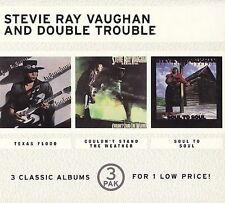 STEVIE RAY VAUGHAN & DOUBLE TROUBLE COLLECTION CD BOXSET