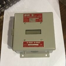 E-Mon A.C Kilowatthour Meter 208400 4 Wire 115/Cfp Chall Filler Plate-240V
