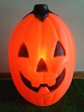 "NEW HTF Grand Venture 20"" Lighted Halloween Jack-O-Lantern Pumpkin Blow Mold"