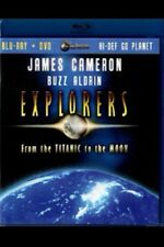 Explorers: From the Titanic to the Moon (Blu-Ray) NEW/SEALED