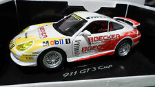 PORSCHE 911 GT3 CUP Blanc 1/18 BURAGO WAP02101811 voiture miniature Italy
