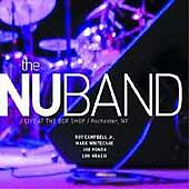 THE NU BAND - LIVE AT THE BOP SHOP NEW CD