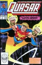Quasar #1, 37, 55 (Avengers Marvel Comics Lot)