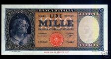 ITALY  rara 1000 Lire Medusa 1961  q.FDS