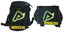 New Acerbis Front And Rear Fender Tool Bags Enduro Trail Green Laning