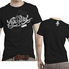 509  CLOTHING APPAREL  - GRAFFITI  T-SHIRT  LARGE   #  509-17132