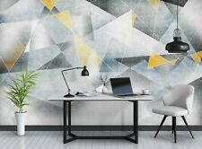 New Listing3D Grey Graphics Zhua8160 Wallpaper Wall Murals Removable Self-adhesive Amy
