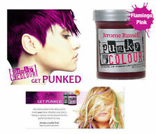 Jerome Russell Punky Colour Semi-Permanent Hair Color Flamingo Pink 1412