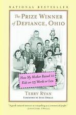 The Prize Winner of Defiance, Ohio, Terry Ryan, Very Good Book