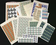 Africa Blocks Sheets MNH (Appx 1000+Stamps) W2201