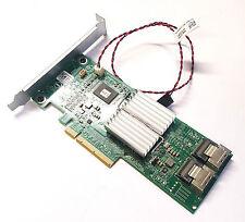 DELL PERC H310 SATA/SAS HBA contrôleur RAID 6Gbps LSI 9240-8i 0hv52w