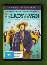 #DD. BBC  MOVIE  DVD - THE LADY IN THE VAN. MAGGIE SMITH