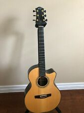 2000 Kevin Ryan Mission Grand Concert - Brazilian Rosewood/Adirondack Spruce Top
