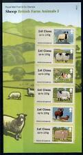 Great Britain 2012 Post & Go Farm Animals series 1 pack (2014/1128/#09)