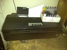 I have 3 Epson printers with Continuous Ink Supply System 2 has its own Continuo