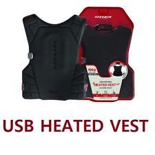 Newziro USB Powered Heated Vest V1 Plus - Outdoor Camping Fishing Hunting Indust
